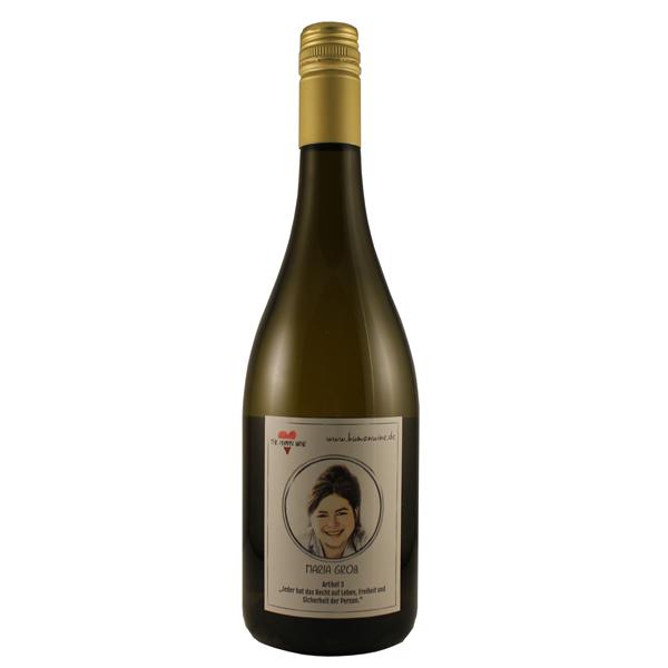 2016 Chardonnay Human Wine