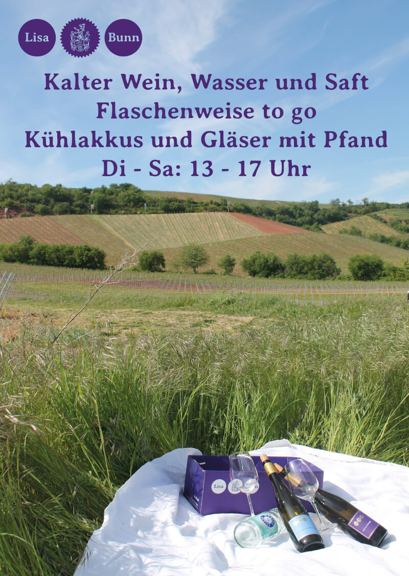 Wein Picknick Am Roten Hang