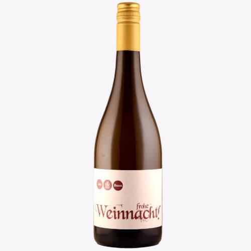 Frohe Weinnacht Weiß 2018 Grauer Burgunder Im Holzfass Gereift