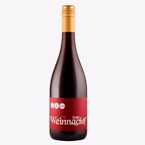 Frohe Weinnacht Rot 2018 Pinot Noir Im Barrique Gereift